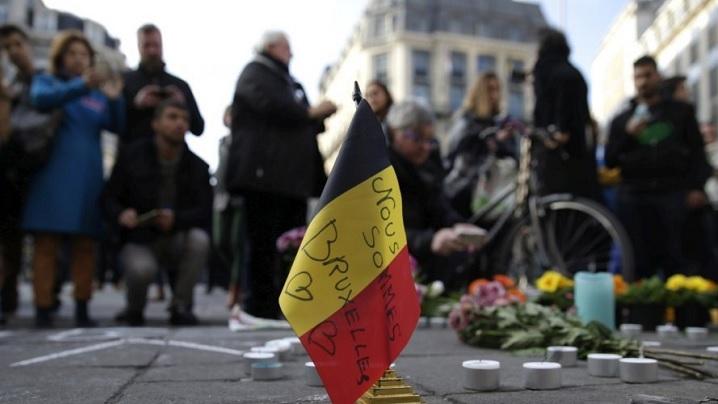 Papa Francisc condamnă violența oarbă. Telegramă în urma atacurilor de la Bruxelles