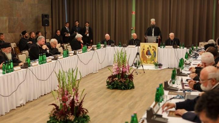 Euharistia și Sinodalitatea - Întâlnirea Episcopilor Catolici Orientali din Europa