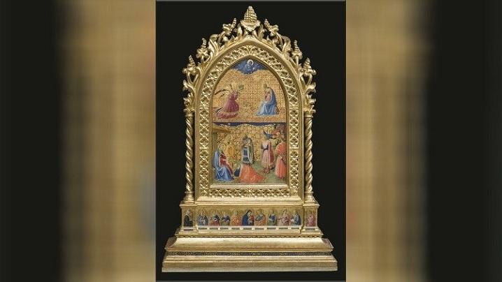 Artă și credință, la Roma, de ziua lui Beato Angelico, patronul artiștilor