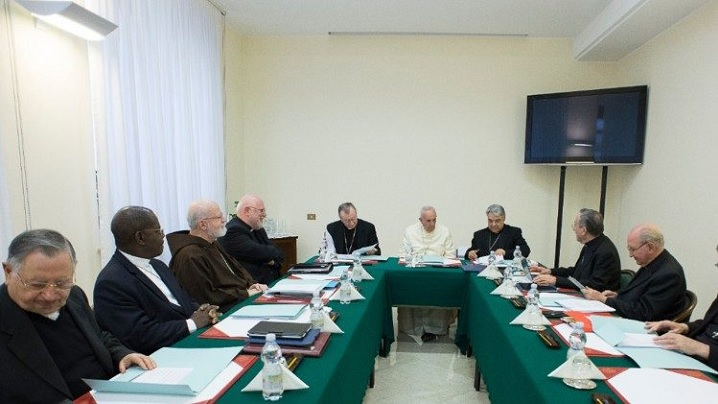 Noua reuniune a Consiliului Cardinalilor are loc on-line, la 13 octombrie