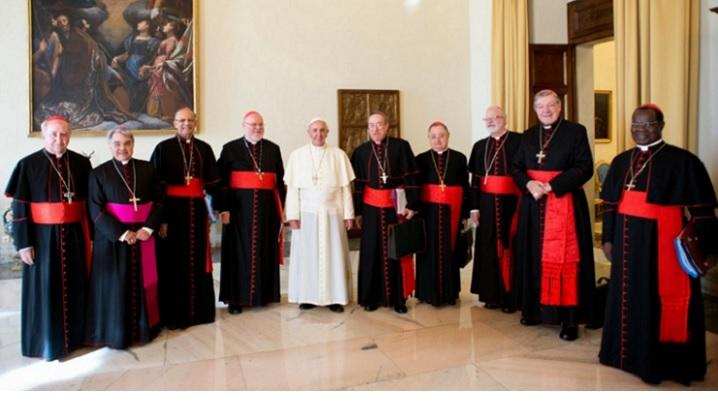 Vatican. Reuniunea Consiliului cardinalilor