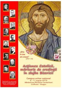 Acţiunea Catolică - Campus unitar naţional