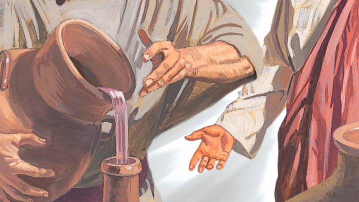 Primul semn al milostivirii: nunta din Cana