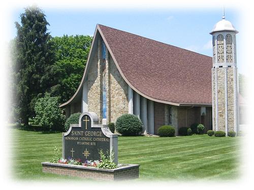 Întâlnirea anuală a clerului din Eparhia Greco-Catolică Română din Canton, Ohio, USA