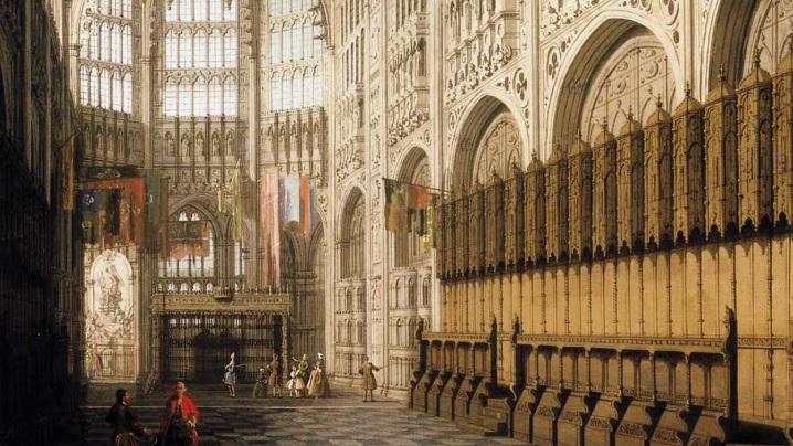 Prima slujbă catolică după 450 de ani în capela lui Henric al VIII-lea