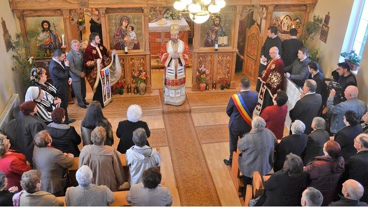 Pași de rugăciune și comuniune în perioda Postului Mare din Protopopiatul Târnăveni