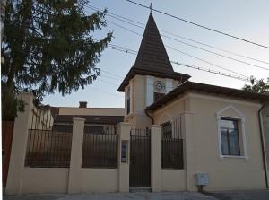 """ANUNȚ: Hramul capelei """"Schimbarea la Față"""" din București"""