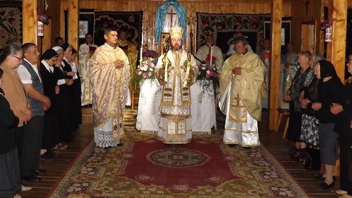 FOTO: tradiţionalul pelerinaj la Sanctuarul Arhiepiscopal Major de la Cărbunari