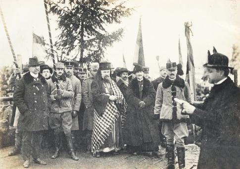 1 decembrie 1918: Discursul Episcopului Iuliu Hossu