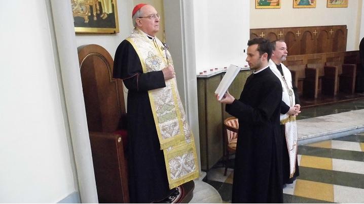 Cardinalul Sandri: Colecta pentru Țara Sfântă contribuie la instaurarea păcii