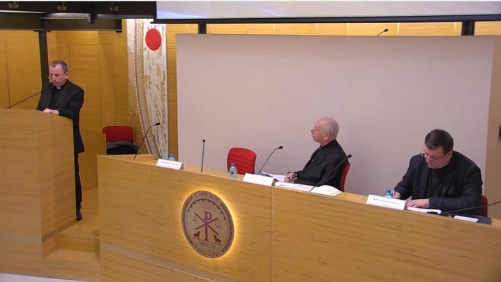 Simpozion de drept canonic la Institutul Pontifical Oriental din Roma