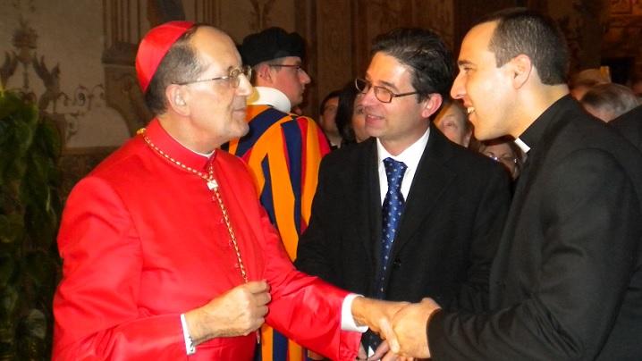 Cardinalul Stella explică noul document despre formarea sacerdotală: Trei cuvinte cheie