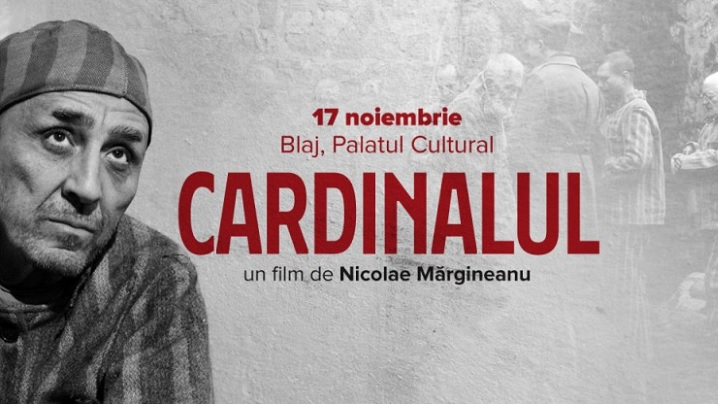 """""""Cardinalul"""", un film despre Fericitul Iuliu Hossu, duminică, 17 noiembrie, la Blaj"""
