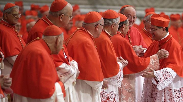 LIVE: Consistoriu. Papa Francisc va crea 17 noi cardinali