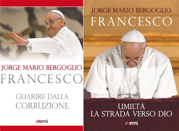 Alte două cărţi ale Papei Francisc în limba italiană
