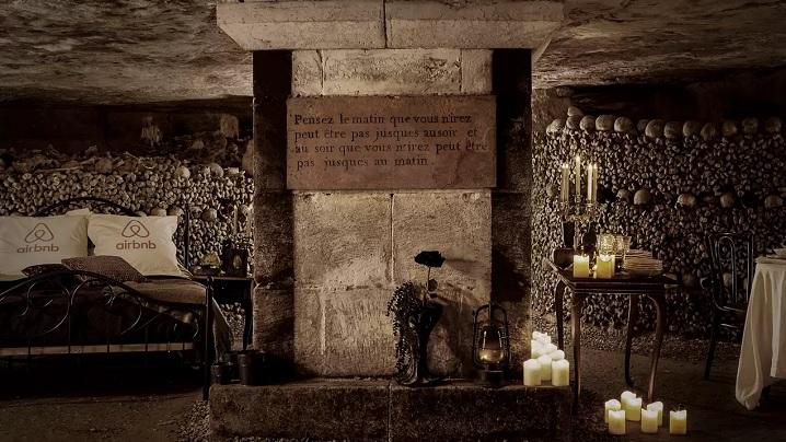 O noapte în Catacombe: propunerea macabră a Primăriei Parisului