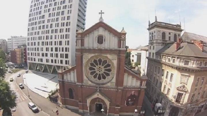 Catedrala Sf. Iosif, de 60 de ani monument de cultură