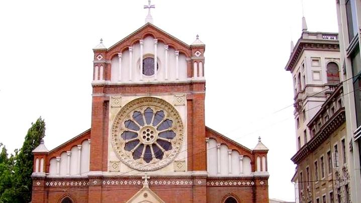 Banca Naţională lansează monedă de aur dedicată Catedralei Sfântul Iosif