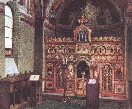 """Biserica """"Sfântul Vasile cel Mare"""", cea mai mică dintre toate catedralele Bisericii Catolice"""