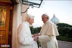 Interviu cu pr. F. Lombardi la un an de la retragerea Papei Benedict al XVI-lea