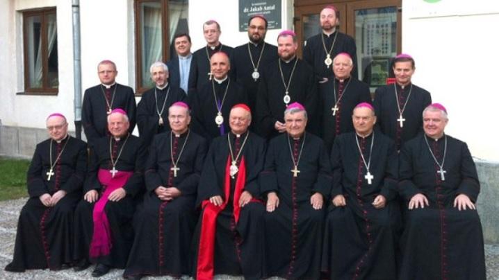 COMUNICAT DE PRESĂ: Episcopii catolici se reunesc la București