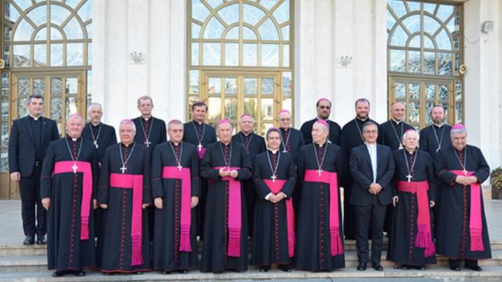 Tinerii, familiile şi comunicaţiile sociale, în atenţia episcopilor catolici din România