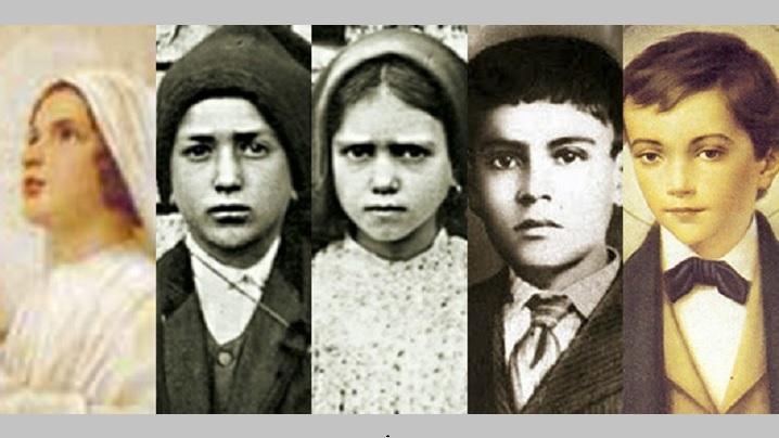 Cinci sfinți care au murit de mici copii