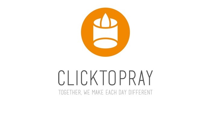 Click to pray: aplicația care ajută la rugăciunea cu Papa