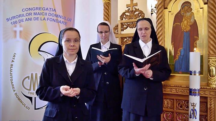Itinerariu marian: Sfintei Fecioare Maria