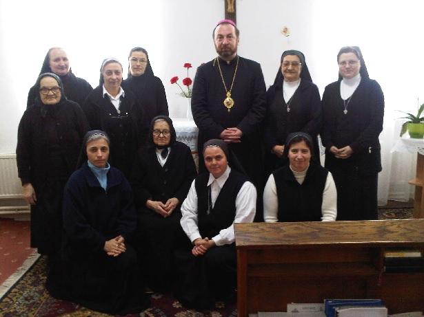 Congregația Surorilor Maicii Domnului la ceas aniversar