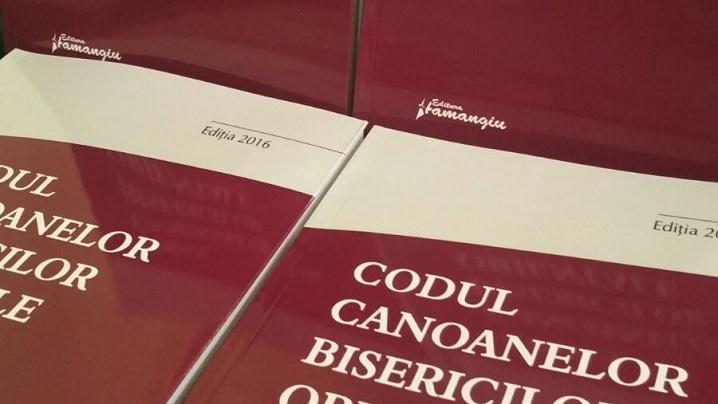 O nouă traducere a Codului Canoanelor Bisericilor Orientale