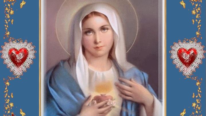 Primele cinci sâmbete din lună. Inima Neprihanită a Sfintei Fecioare Maria