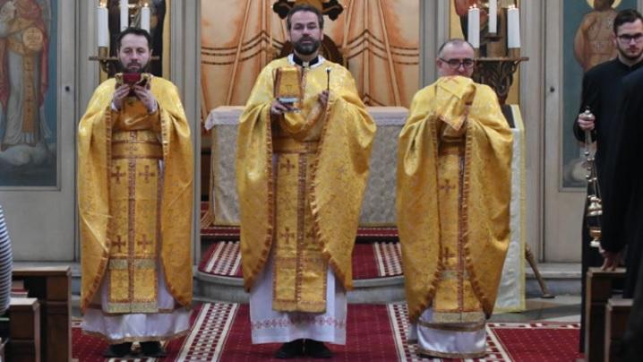 FOTO: Sărbătoarea Colegiului Pontifical Pio Romeno