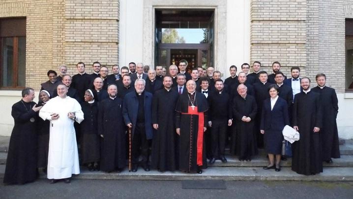 FOTO: Sărbătoarea Colegiului Pontifical Pio Romeno: 80 de ani de la înființare