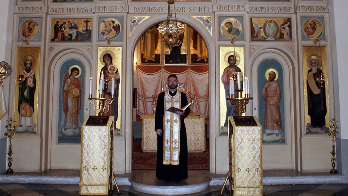 FOTO: Rugăciune pentru unitatea creștinilor la Colegiul Pontifical Pio Romeno