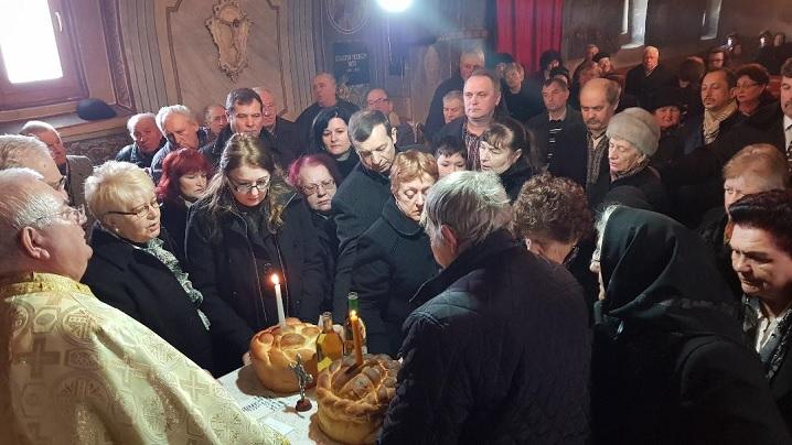 Comemorarea Episcopului Ioan Bălan la Teiuş