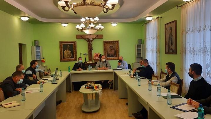 Întâlnirea responsabililor de departamente din cadrul INTC 2022