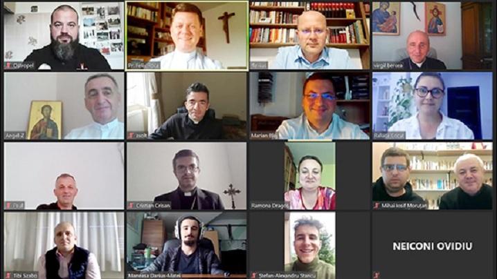 Întâlnirea naţională a responsabililor cu pastoraţia tineretului din România