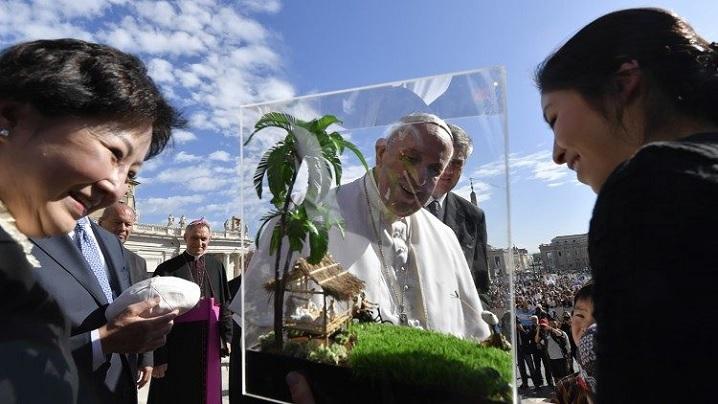 Sfântul Părinte a ales tema pentru Ziua mondială a comunicațiilor sociale 2020