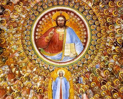 Pomenirea morţilor – Comuniunea sfinţilor