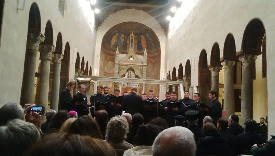Concertul de Crăciun al Corurilor Orientale din Roma