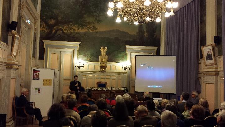 Paris: Conferință despre credința și tradiția Bisericii Greco-Catolice din România