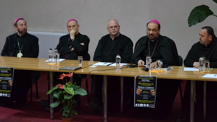 """""""Greco-Catolicii, o permanență în închisorile comuniste"""" - Roman, 22 aprilie 2015"""