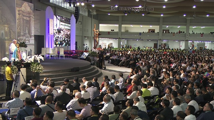 LIVE: Congresul Euharistic Internațional - ZIUA 3