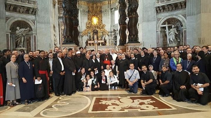 Congregația pentru Bisericile Orientale și Anul Milostivirii