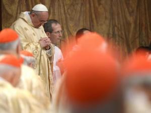 Prima reuniune a Consiliului de Cardinali înființat de Papa Francisc