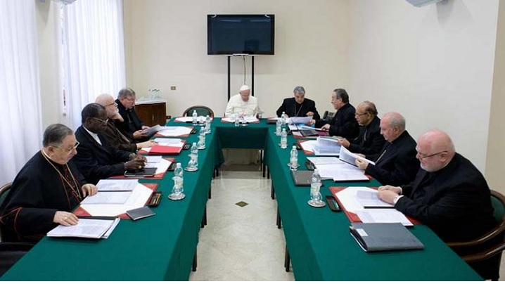 Vatican. Cea de-a XVII-a sesiune a Consiliului celor 9 Cardinali
