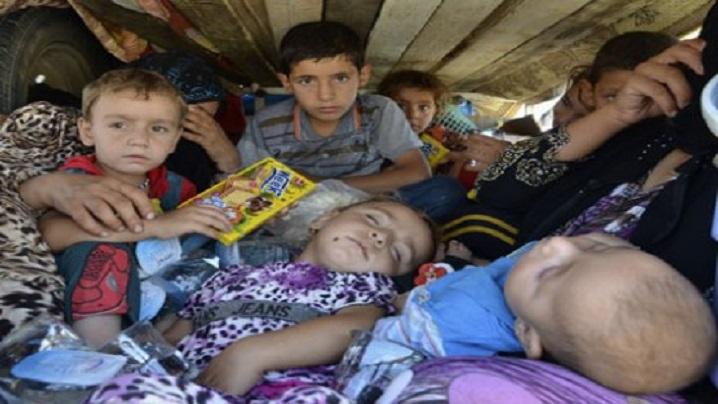 Teroriştii inumani nu se opresc nici măcar în fața copiilor