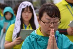Vizita Papei în R. Coreea. Sfânta Liturghie de la încheierea Zilei Asiatice a Tinerilor