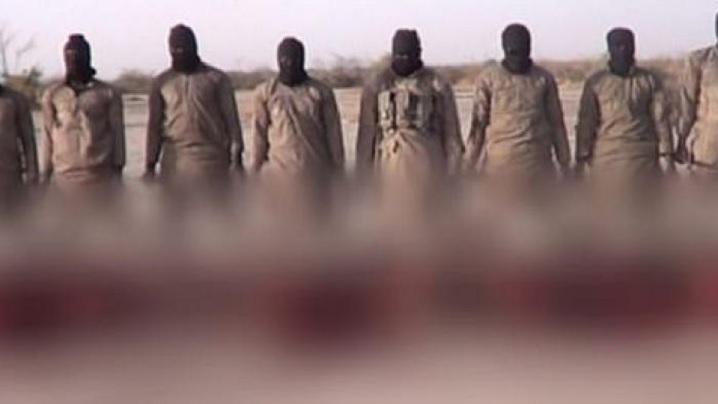 11 creștini decapitați de Statul islamic în ziua de Crăciun